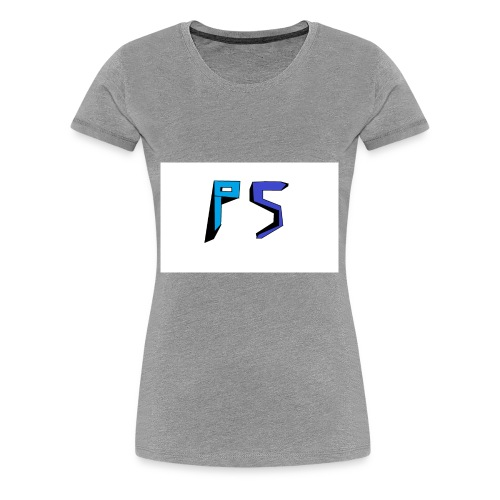 PuggyShortz Logo - Women's Premium T-Shirt