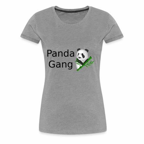 Panda Gang - Women's Premium T-Shirt
