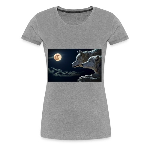 Coolwolf - Women's Premium T-Shirt