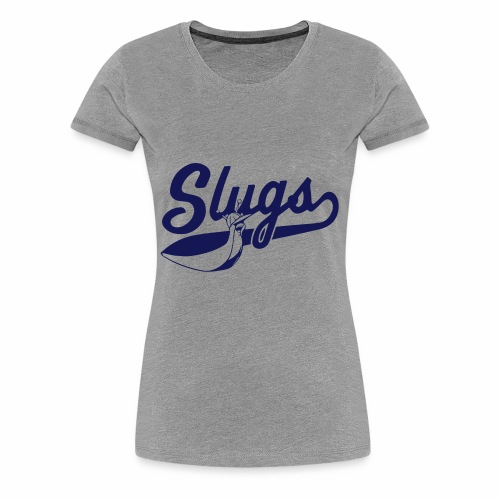 SLUGS - Women's Premium T-Shirt