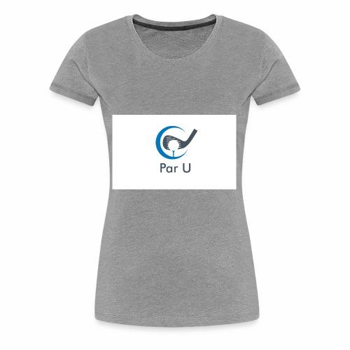 400dpiLogo 1 - Women's Premium T-Shirt
