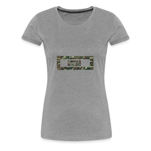 is/meti3 - Women's Premium T-Shirt
