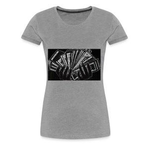 Color Changed BANK money - Women's Premium T-Shirt