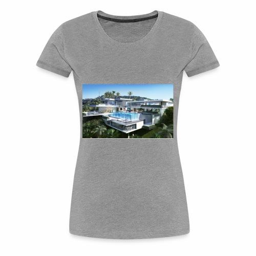 DFB8FE65 D5A0 4438 8C7F E69C6A4CBE53 - Women's Premium T-Shirt