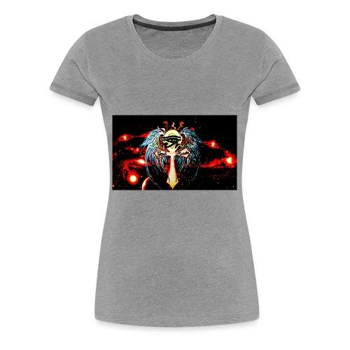 GODMADE LOGO - Women's Premium T-Shirt