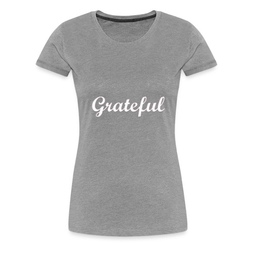 322FA41A 5E60 478C BD64 2297EF848D6D - Women's Premium T-Shirt