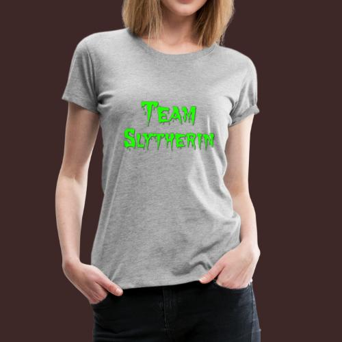 Team Slytherin - Women's Premium T-Shirt