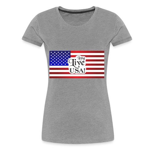 Americana Gear - Women's Premium T-Shirt