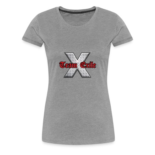 Team Exile - Women's Premium T-Shirt