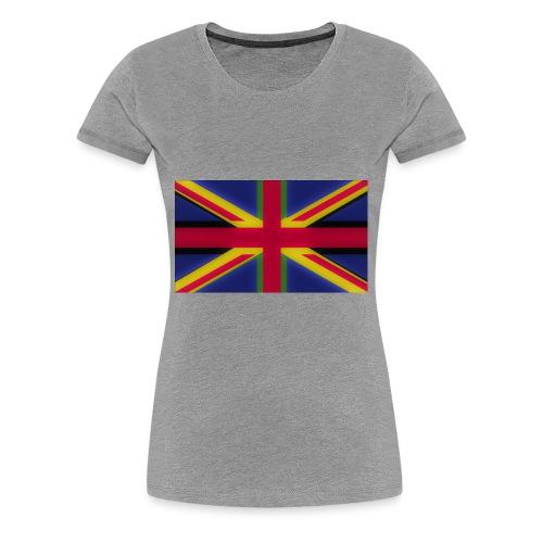 Kingdome of Jamaica - Women's Premium T-Shirt
