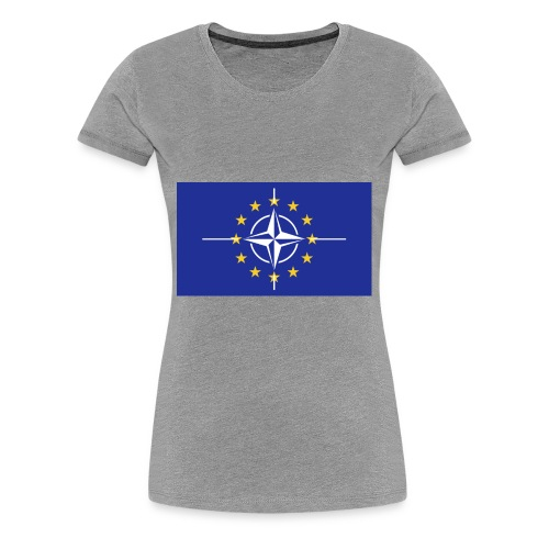 North Atlantic Treaty Union - Women's Premium T-Shirt