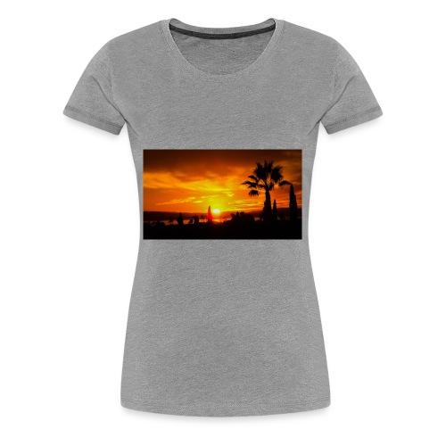 last sunset - Women's Premium T-Shirt