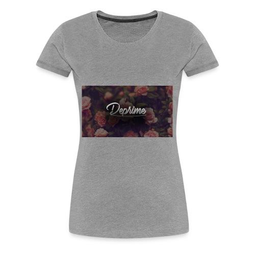 Rosez Deprime T-Shirt - Women's Premium T-Shirt