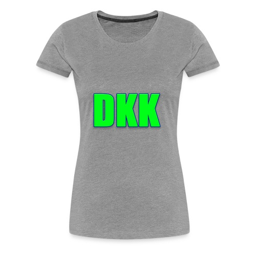 T shirt ontwerp - Women's Premium T-Shirt