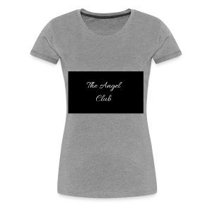 The Angel Club - Women's Premium T-Shirt