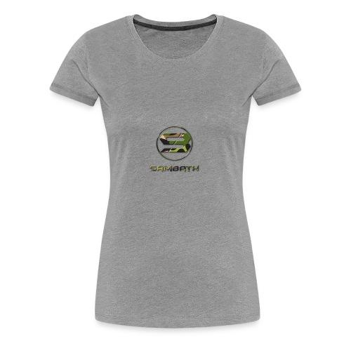 SB Logo camo png - Women's Premium T-Shirt
