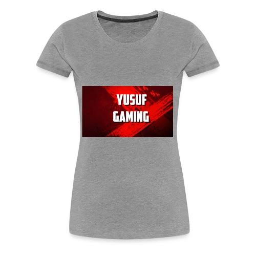 Yusuf's - Women's Premium T-Shirt