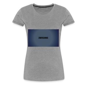 Zinovogaming - Women's Premium T-Shirt