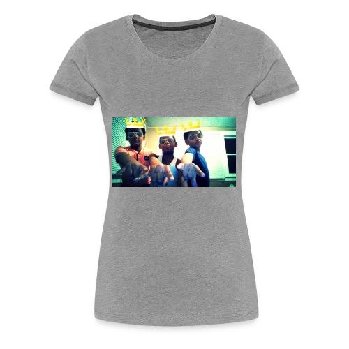 Aviary Photo 131568288063200354 - Women's Premium T-Shirt
