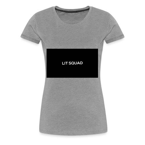 www.VenamousTV/litsquad/link/bio/merchandise.com - Women's Premium T-Shirt