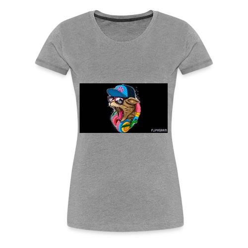 savage hudie - Women's Premium T-Shirt