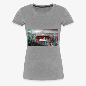 Almost Pro Banner - Women's Premium T-Shirt