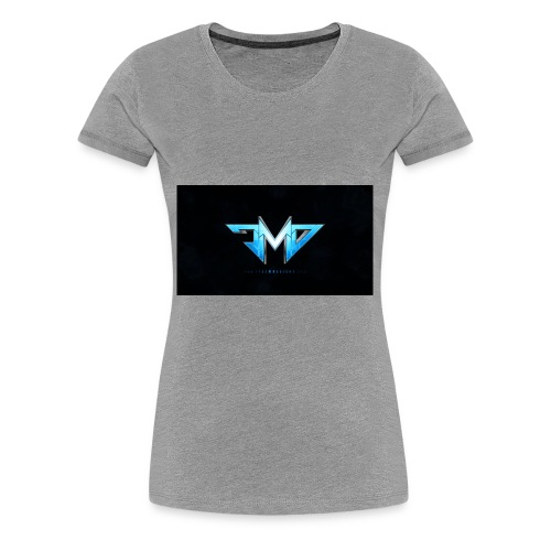 Just Gaming - Women's Premium T-Shirt