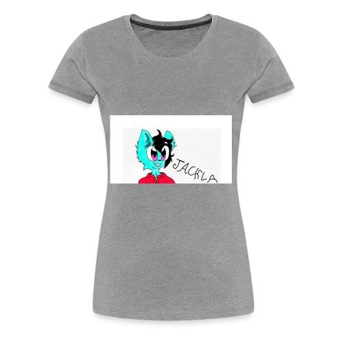 XXJACKLA YT - Women's Premium T-Shirt