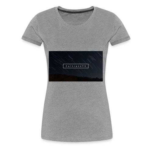 ColtraneTV - Women's Premium T-Shirt