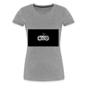 controller logo that i made - Women's Premium T-Shirt