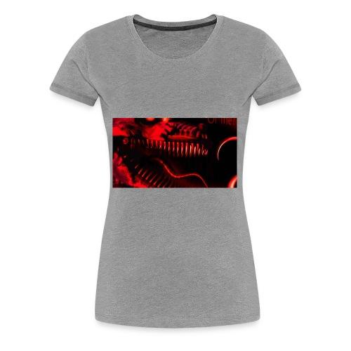 dodgchrgrs old image - Women's Premium T-Shirt