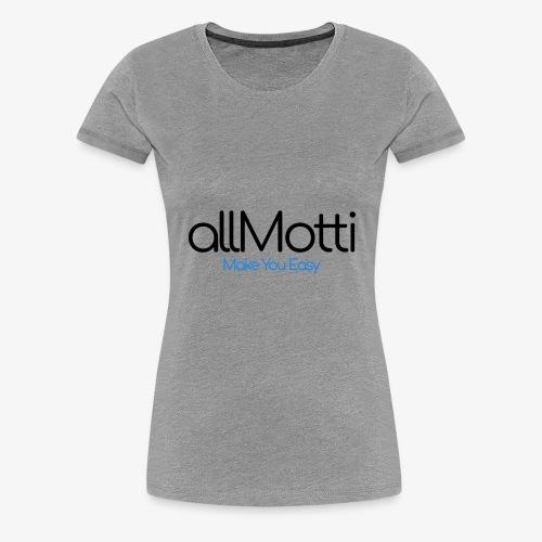 allMotti Explain! Series - Women's Premium T-Shirt