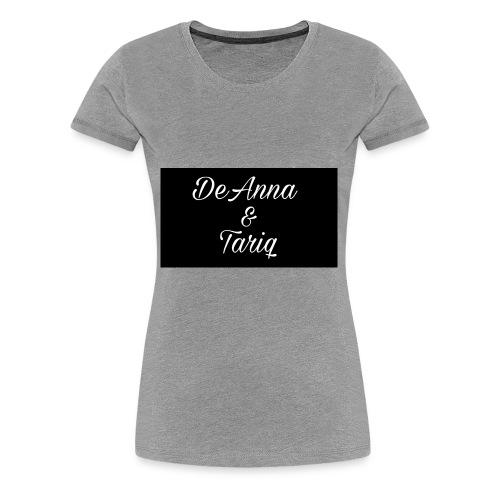 DT Empire Entertainment - Women's Premium T-Shirt