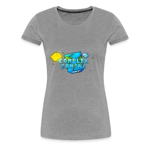 Complex Gaming - Women's Premium T-Shirt