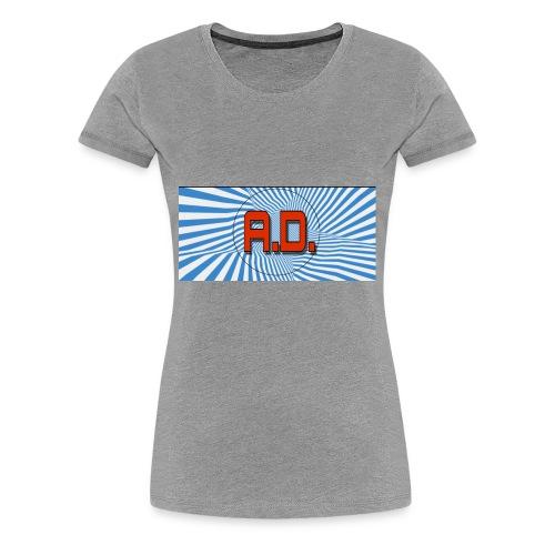 1528659640444 - Women's Premium T-Shirt
