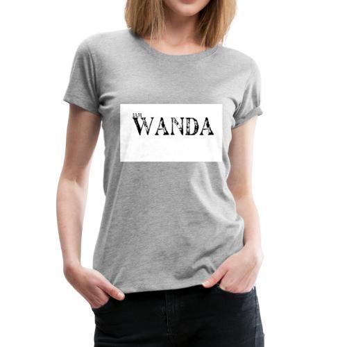 i am wanda - Women's Premium T-Shirt