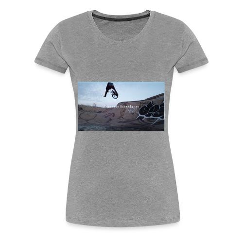 banner tshirt - Women's Premium T-Shirt