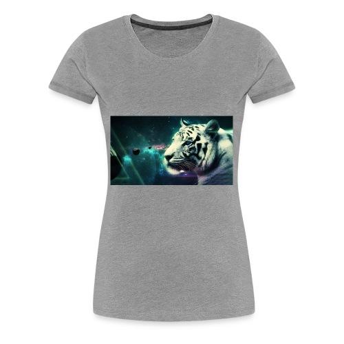 White_tiger - Women's Premium T-Shirt