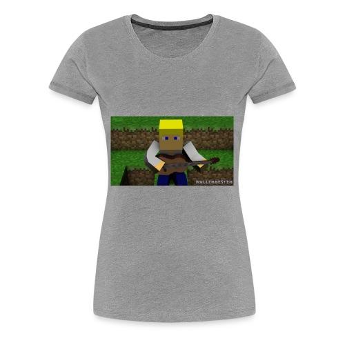 Mc rullendesten - Women's Premium T-Shirt