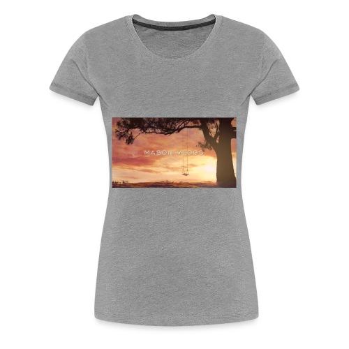 mace - Women's Premium T-Shirt