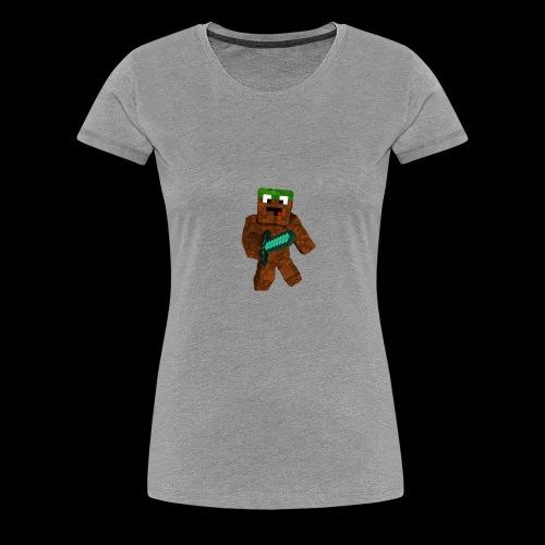 AlphaDirtKanalbild - Women's Premium T-Shirt