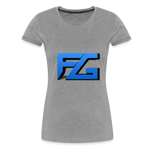 Freeze Gaming Logo - Women's Premium T-Shirt
