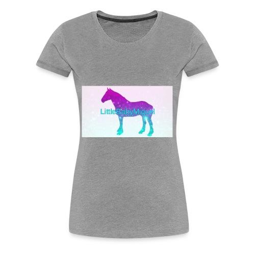 LittleBabyMiguel Products - Women's Premium T-Shirt