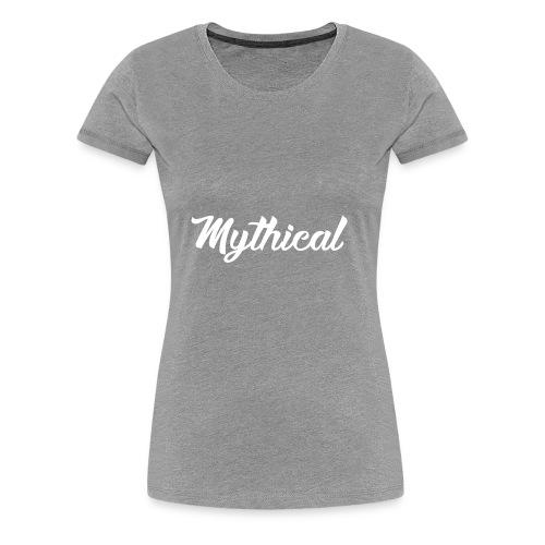 mythical - Women's Premium T-Shirt