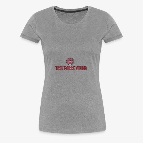 Task Force Viking - Women's Premium T-Shirt