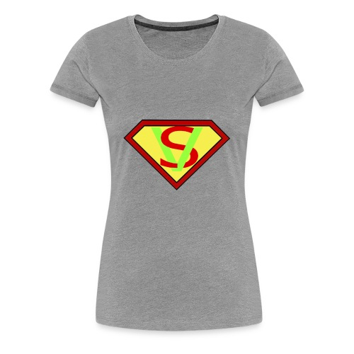 SUPERVINEGUY331 - Women's Premium T-Shirt