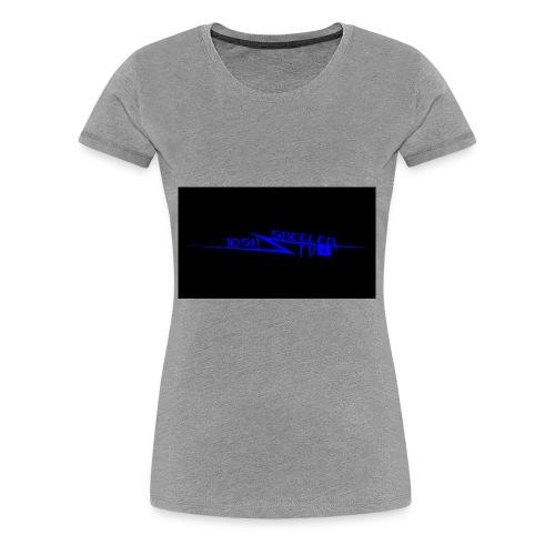 JoshSheelerTv Shirt - Women's Premium T-Shirt