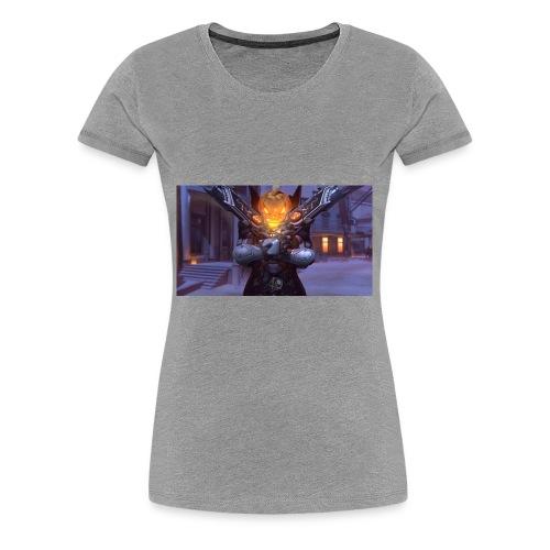 ReaperDude Halloween - Women's Premium T-Shirt