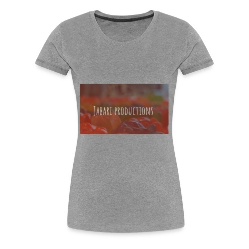 Jabari - Women's Premium T-Shirt