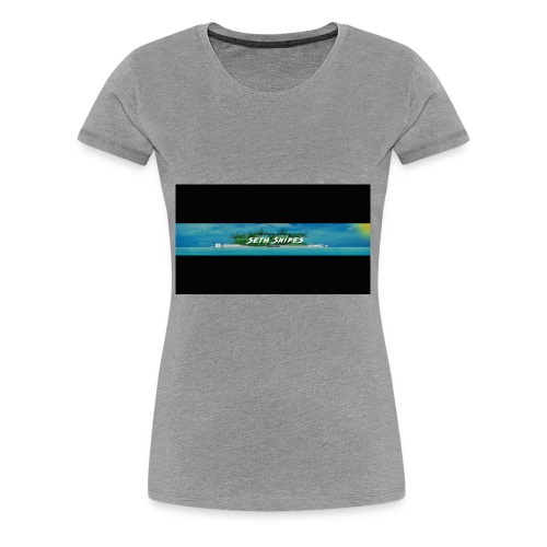 sethsnipes - Women's Premium T-Shirt